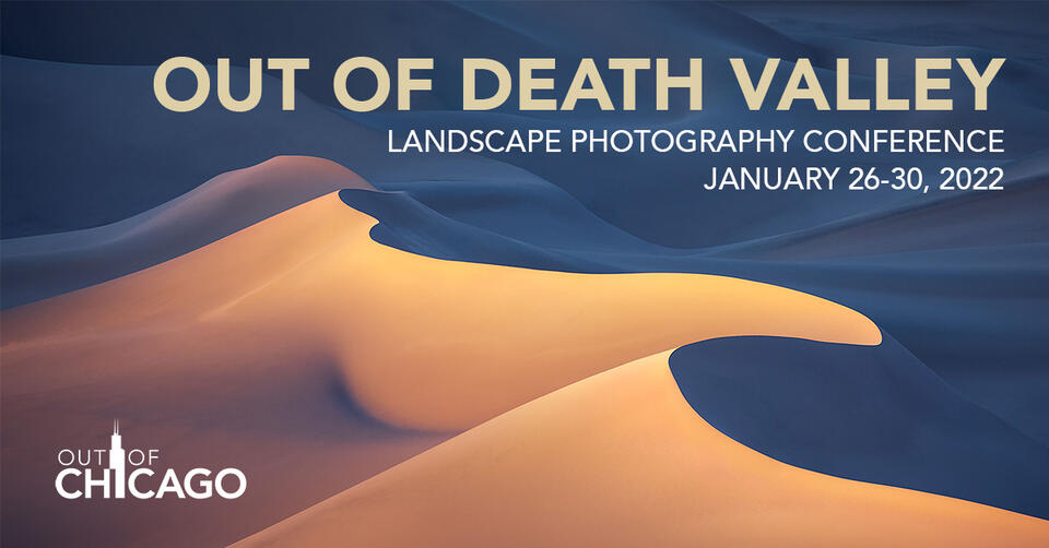Presenting at the Out of Death Valley Conference