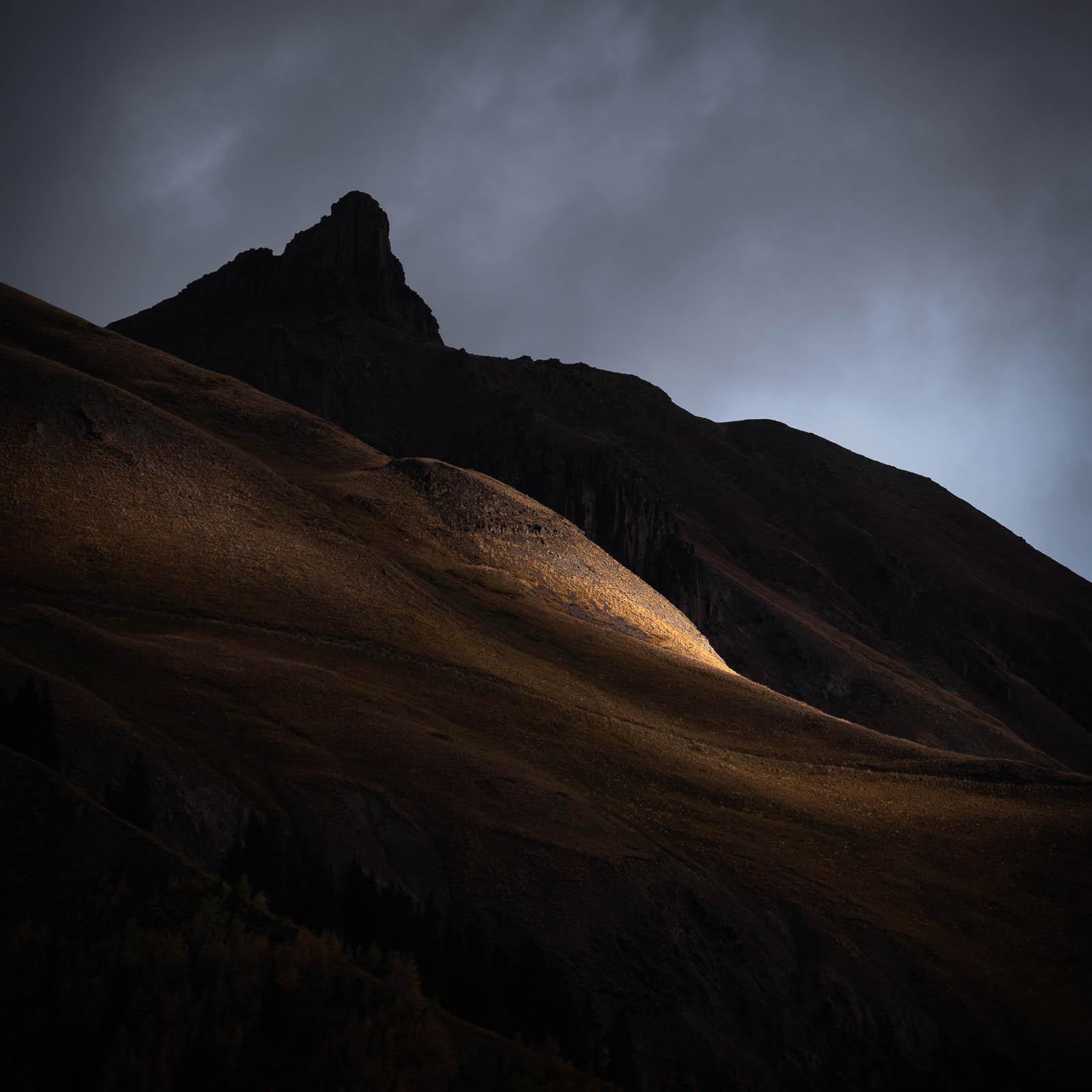 blue, colorado, fall, orange, rocky mountains, san juan mountains, square